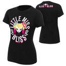 """Alexa Bliss """"Little Miss Bliss"""" Women's Authentic T-Shirt"""