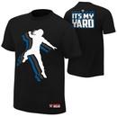 """Roman Reigns """"It's My Yard"""" Authentic T-Shirt"""