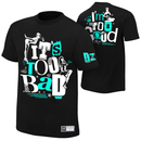 """""""Dolph Ziggler """"""""It's Too Bad I'm Too Good"""""""" Authentic T-Shirt"""""""