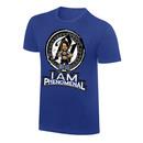"""WWE x NERDS AJ Styles """"Phenomenal"""" Cartoon T-Shirt"""