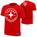 """Cesaro """"The Professional"""" Youth Authentic T-Shirt"""