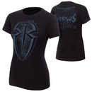 """Roman Reigns """"One Versus All"""" Women's Authentic T-Shirt"""