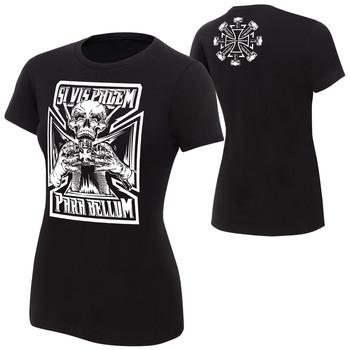 """""""Triple H """"""""Prepare For War"""""""" Women's Authentic T-Shirt"""""""
