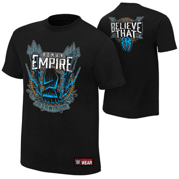 """""""Roman Reigns """"""""Spare No One, Spear Everyone"""""""" Youth Authentic T-Shirt"""""""