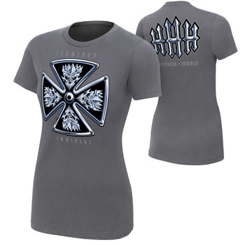 """""""Triple H """"""""Termination is Imminent"""""""" Women's Authentic T-Shirt"""""""