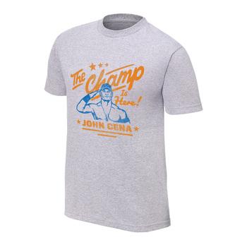 """John Cena """"The Champ is Here"""" Vintage T-Shirt"""
