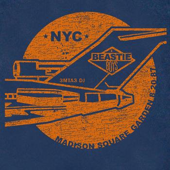 Beastie Boys Vintage T Shirt Concert Tour Retro Tee