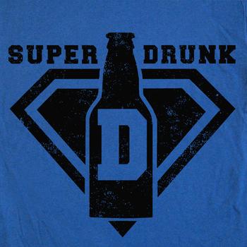 Super Drunk Man
