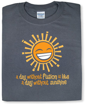 Day Without Fusion T-shirt