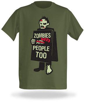 Zombie Protest Tee