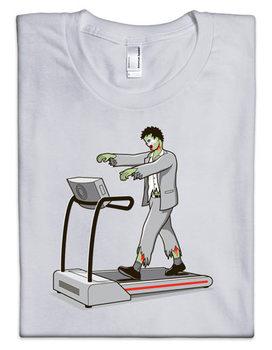 Eternal Exercise Zombie T-shirt