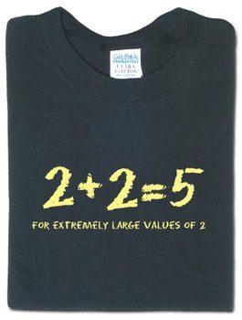 2+2=5 Tshirt