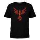 Phoenix Flame Crest