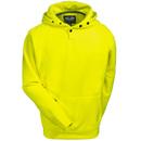 Arborwear Sweatshirts: Men's 400440 SYL Safety Yellow Tech Double Thick Pullover Sweatshirt