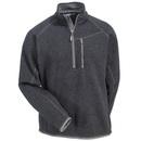 Arborwear Sweatshirts: Men's 408043 CHL Charcoal Grey Staghorn Pullover Sweatshirt