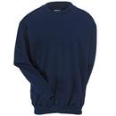 Bulwark Sweatshirts: Men's SEC2 NV Flame-Resistant Navy Blue Crewneck