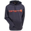 Carhartt Force Sweatshirts: Men's 102314 029 Shadow Force Extremes Signature Graphic Hooded Sweatshirt