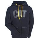 CAT Apparel Sweatshirts: Men's 1910036 016 Black Berber-Lined Sweatshirt