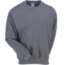 Gildan Sweatshirts: Men's 18000 CHR Grey Heavy Blend Crewneck Sweatshirt