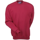 Hanes Sweatshirts: Men's Red F260 RED Ultimate Cotton Crewneck Sweatshirt