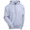 Champion Sweatshirts: Men's Grey S1051 OXG Pullover Fleece Hoodie Sweatshirt