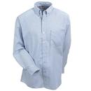 Dickies Shirts: Men's Striped SS36 BS Long Sleeve Oxford Dress Shirt