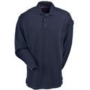 5.11 Tactical Shirts: Long Sleeve Polo Dark Navy Shirt 42056 724