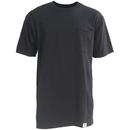 Dickies Shirts: Men's Black 1144624 BK Two Pack Pocket Tee Shirts