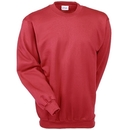 Port  & Company Sweatshirts: Men's Red PC90 RED Crewneck Sweatshirt