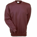Port & Company Sweatshirts: Men's Maroon PC90 MRN Crewneck Sweatshirt