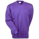 Port  & Company  Sweatshirts: Men's Purple PC90 PUR Crewneck Sweatshirt