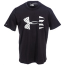 Under Armour Shirts: Freedom Tonal BFL 1281545 001 Men's Black Tactical T-Shirt