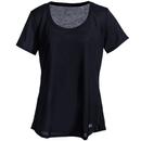 Under Armour Shirts: Women's 1271517 001 Black Streaker Short-Sleeve Running Tee Shirt