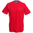 Under Armour Shirts: Men's 1277085 600 Red Charged Cotton Short-Sleeve Tee Shirt