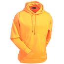 Under Armour Sweatshirts: Men's 1279836 825 Water-Repellent Orange Storm Hooded Sweatshirt