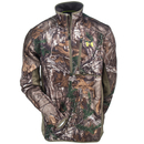 Under Armour Sweatshirts: Men's 1284456 946 Scent Control Realtree AP Xtra Storm 1/4 Zip Sweatshirt