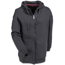 Wolverine Sweatshirts: Women's W1204220 035 Grey Full-Zip Ashland Hoody