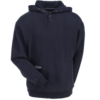 Arborwear Sweatshirts: Men's 400340 NVY Navy Blue Single Thick Pullover Sweatshirt