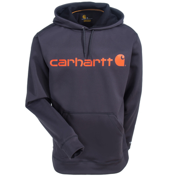 Carhartt Force Sweatshirts: Men's 102314 029 Shadow Force Extremes Signature Graphic Hooded Sweatshirt