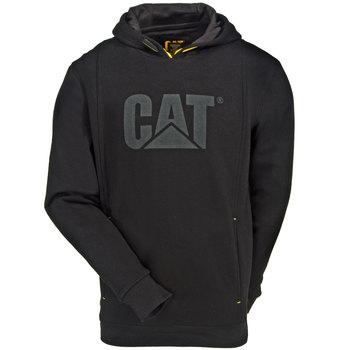 Caterpillar Sweatshirts: Men's Black 1910037 016 Performance Lined Pullover Sweatshirt