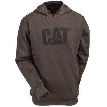 Caterpillar Sweatshirts: Men's Moss 1910037 10639 Performance Lined Pullover Sweatshirt