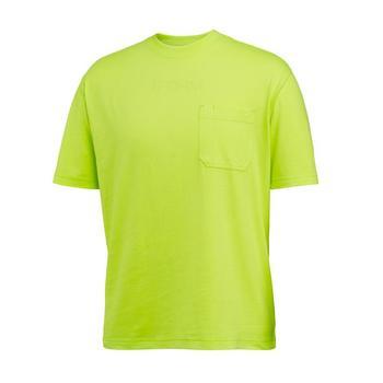 Wolverine Shirts: Knox Hi Vis Men's W1204300 320 Short Sleeve Tee