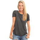 Billabong Look No Further T Shirt in Off Black