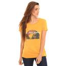 Billabong Stayin Wild T Shirt in Vintage Gold
