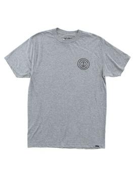 Captain Fin Co. Fresh Catch T Shirt in Heather Grey