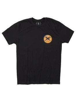 Surf Ride OG Pocket T Shirt in Black