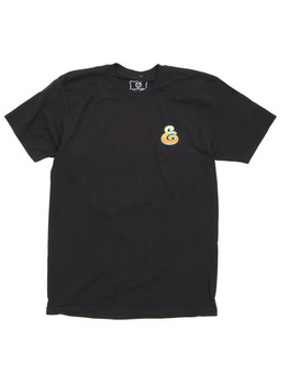 Expedition Coastal E T Shirt in Black