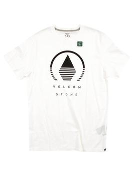 Volcom Horizon T Shirt in White