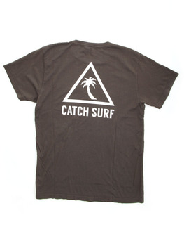 Catch Surf Marquee T Shirt in Washed Black