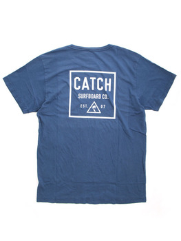 Catch Surf S/S Mullet T Shirt in Navy